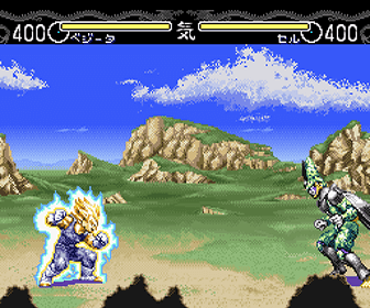 dragon-ball-z-hyper-dimension-gameplay-juegos de lucha para-snes